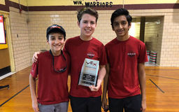 Panther Robotics Welcomes 2018 with Awards