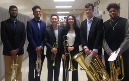 Center Stage at ISSMA Solo & Ensemble Contest