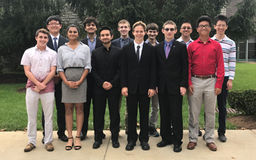 13 Seniors Named National Merit Semifinalists