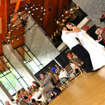 Wedding Rental Clowes Commons at Park Tudor Indianapolis