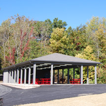 Pavilion Outdoor Rental Space