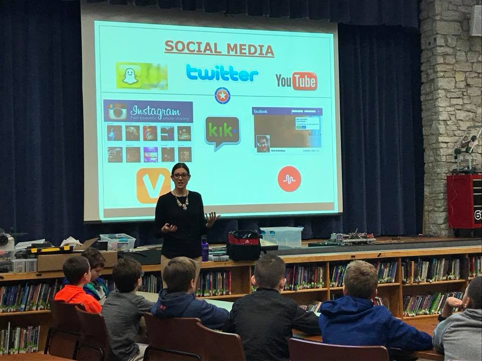 Teaching Our Students About Cyber Safety
