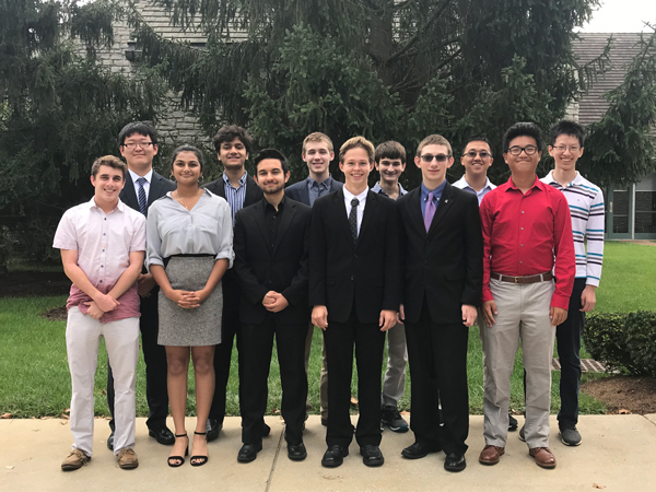 Park Tudor School Indianapolis National Merit Semifinalists