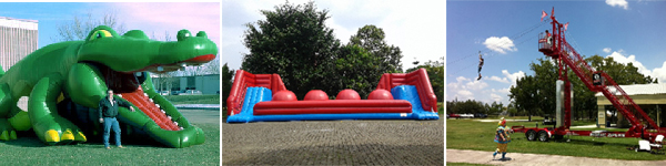 Fall Family Festival Inflatables